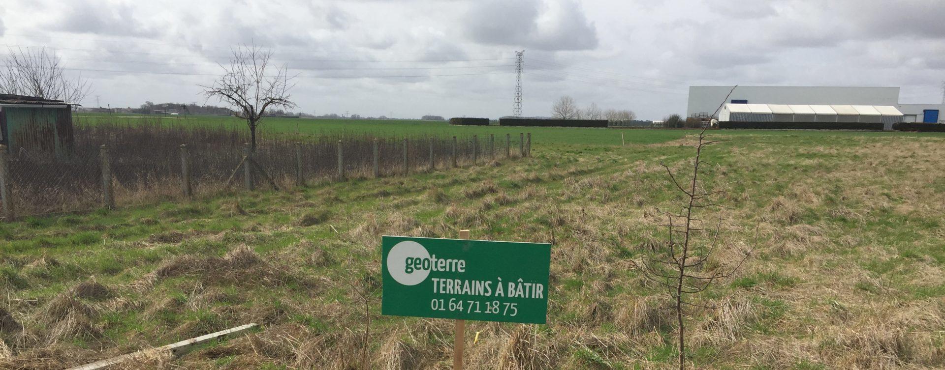 Terrain Le Clos du Rouvre